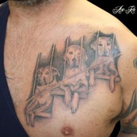 Art-Ka Tattoo  --ANIMALI-1