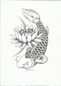 koi-tattoo-flash-1