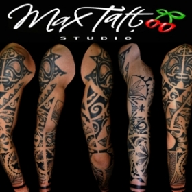 MAX TATTOO STUDIO   ,, tigre