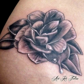 Art-Ka Tattoo   --- FIORI