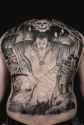 rickytattoo ----------- Tatuaggio Realistico