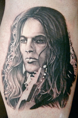 RICKYTATTOO     Tatuaggio Realistico
