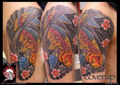 kaifa tattoo  ----------oriental