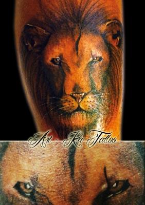 Art-Ka Tattoo  ,,,ANIMALI