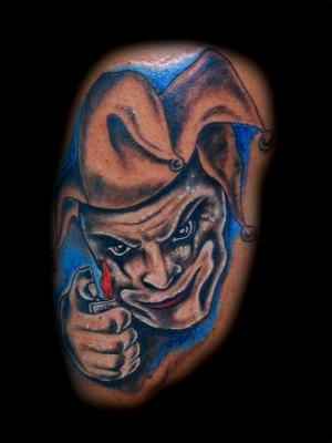 JOKER ... Tattoo Fantasy