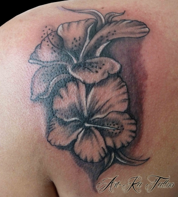 Art-Ka Tattoo    ------FIORI