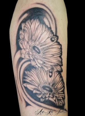 Art-Ka Tattoo  --------------FIORI