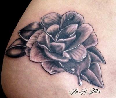 Art-Ka Tattoo   --- FIORI