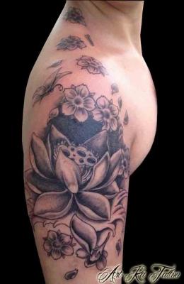 Art-Ka Tattoo ----FIORI