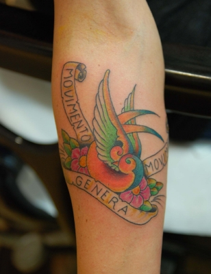 Lucky Signs Tattoo-Roma-
