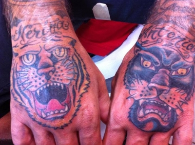Funhousetattoo club  Omar Marzioli tattoo