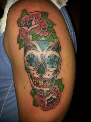 Teschio messicano-1