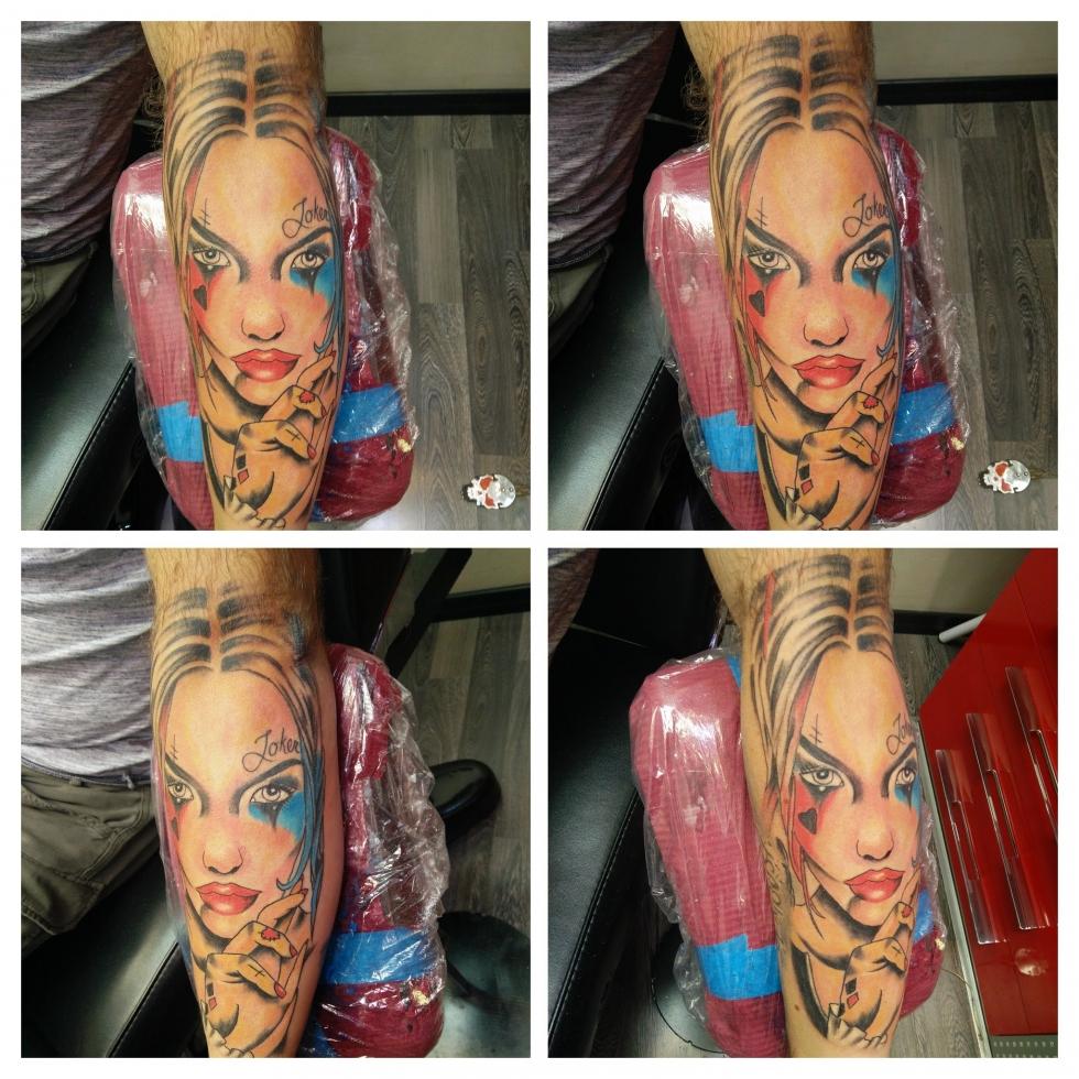 Tatuaggio joker-1